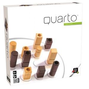 QUARTO - logická hra