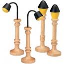 Pouliční lampy, 4 ks, Maxim 50404