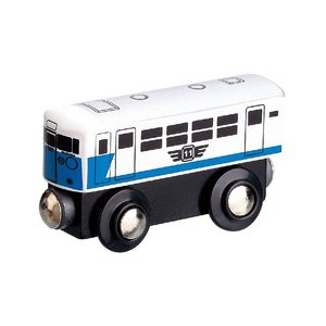 Osobní vagón - moderní