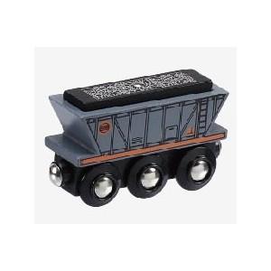 Nákladní vagón - uhlí