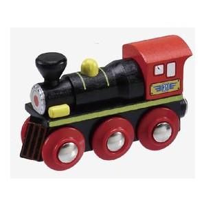 Parní lokomotiva Zubačka