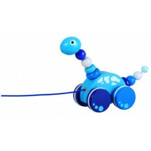 Brontosaurus - tahací hračka
