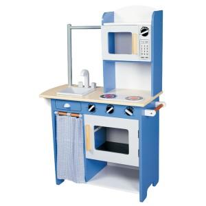 Modrá kuchyňka - Maxim