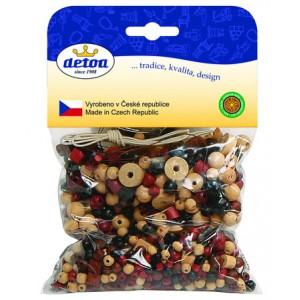 Mix perlí hnědo-přírodní 100 g